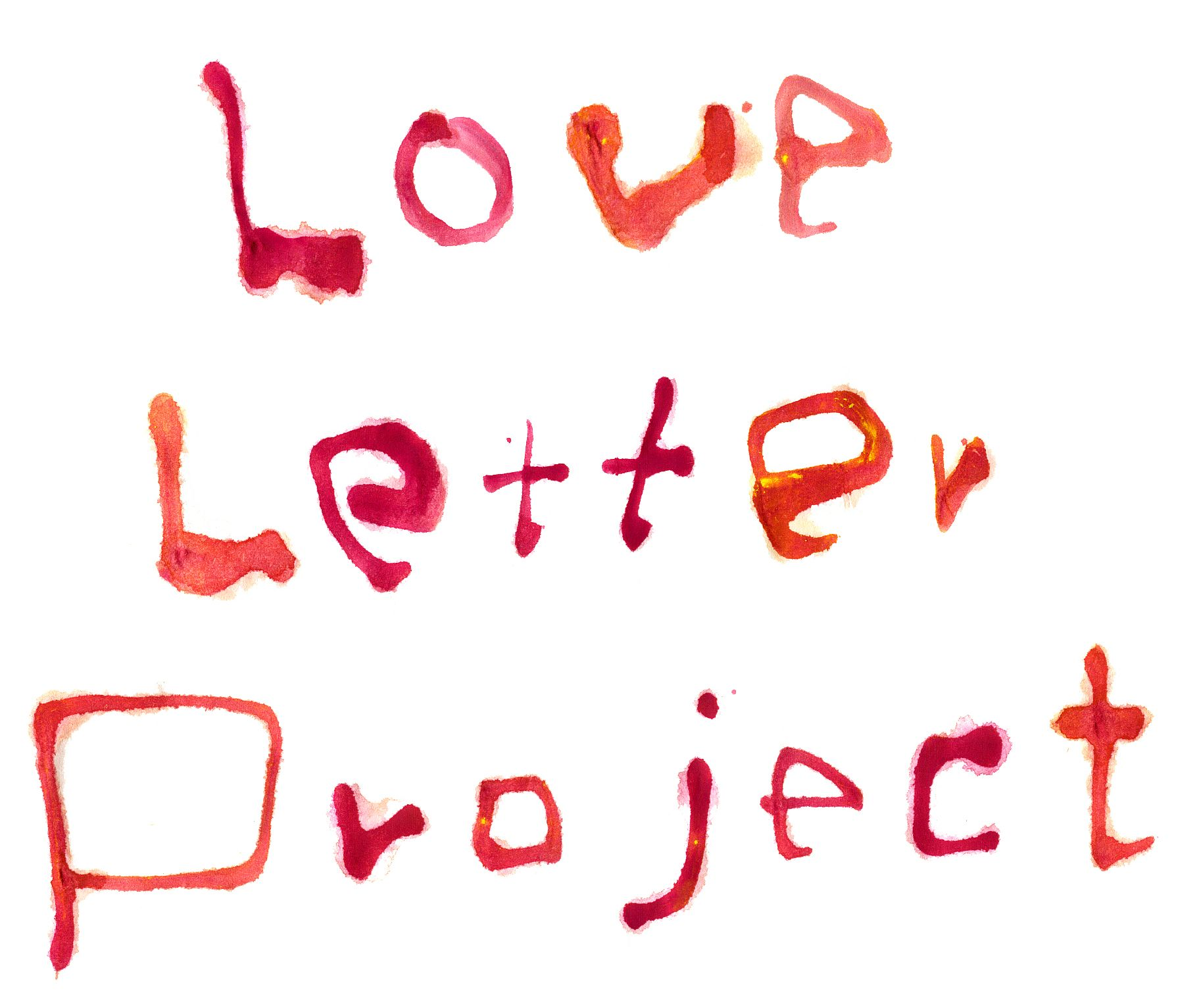 Love Letter Project